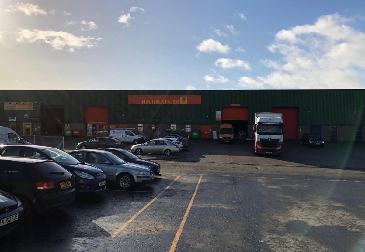 Aberdeen | Unit 2-4 Harness Circle