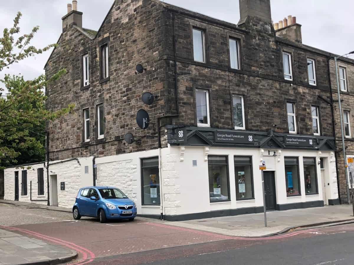 Edinburgh | 73 Gorgie Road