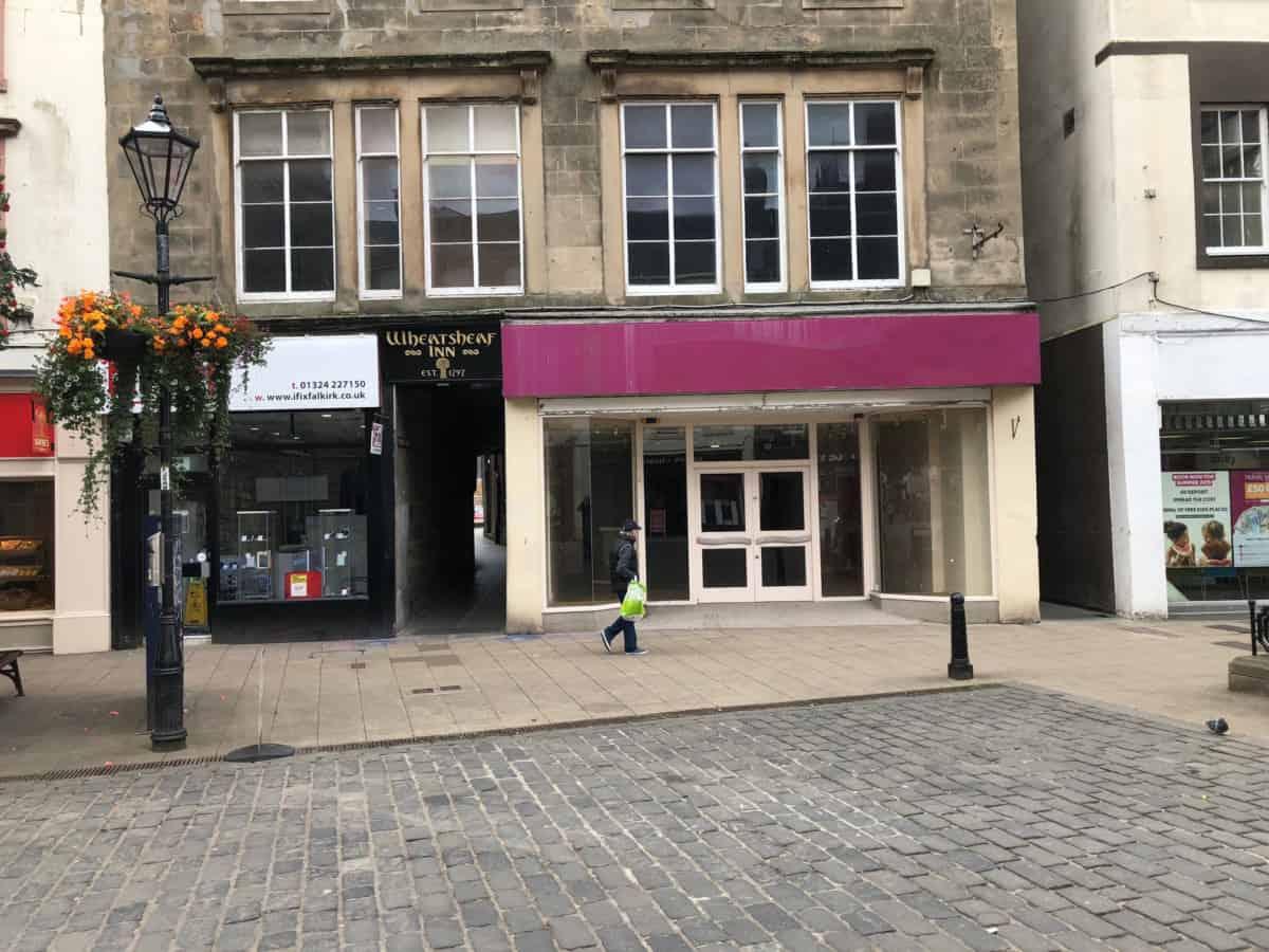 Falkirk | 105 High Street