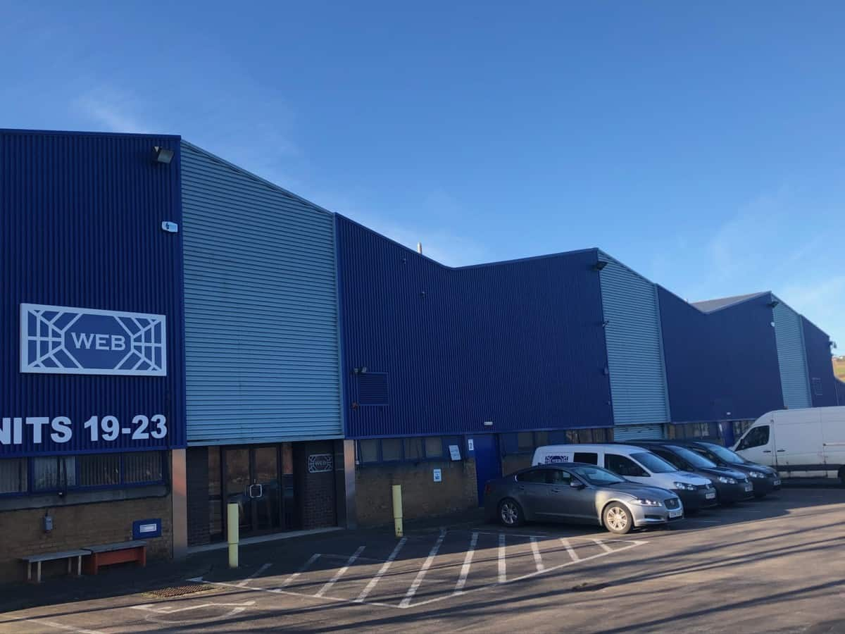 Inverkeithing | Units 19-23 Bellknowes Industrial Estate