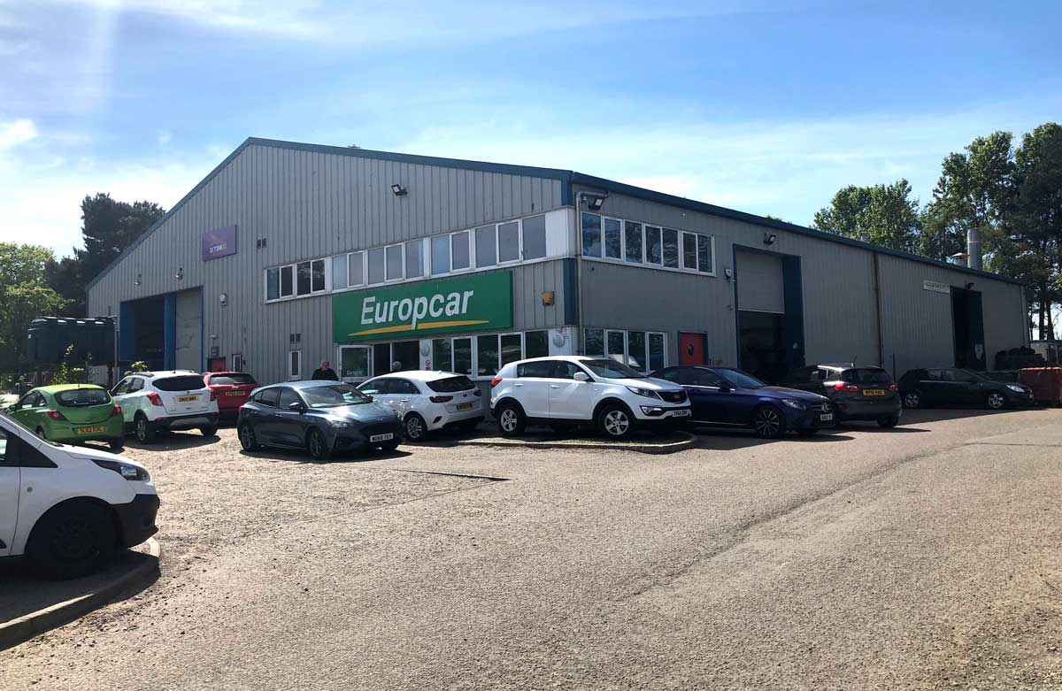 Inverness | Units 1 & 2, Site 10 Dalcross Industrial Estate