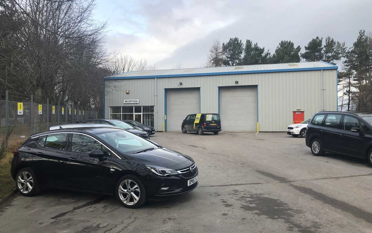 Inverness | Unit 3, Site 10, Dalcross Industrial Estate